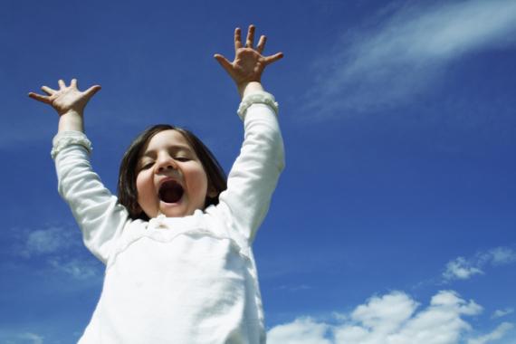 радостта е избор
